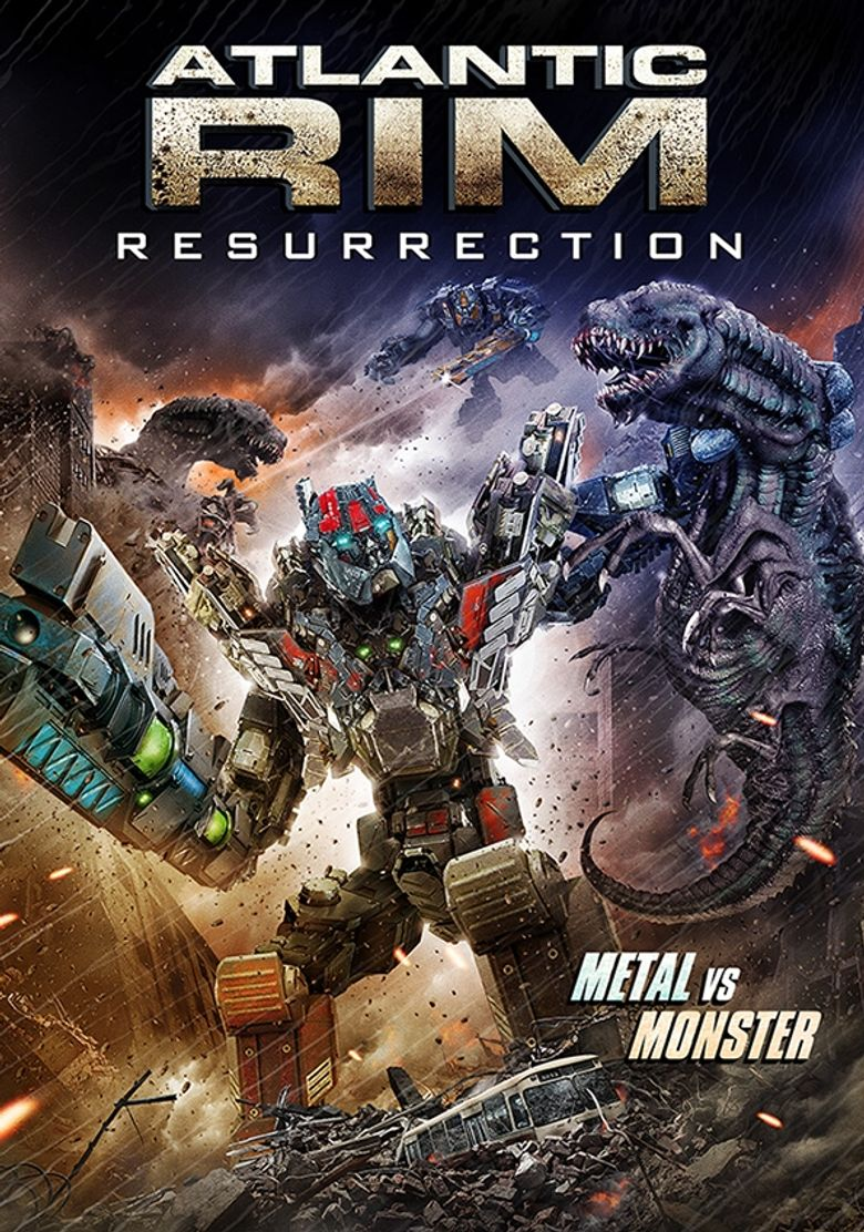 Atlantic Rim: Resurrection Poster