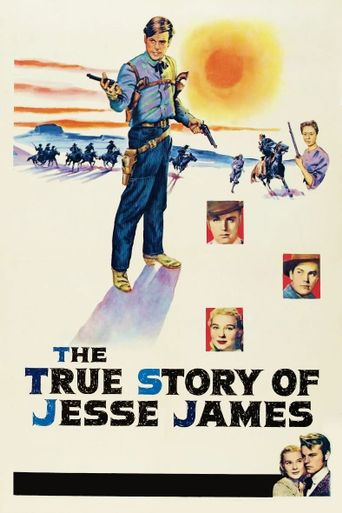 Watch The True Story of Jesse James