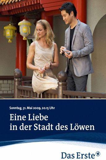 Eine Liebe in der Stadt des Löwen Poster