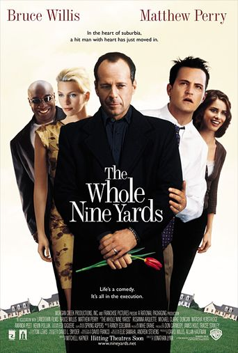 The Whole Nine Yards Poster