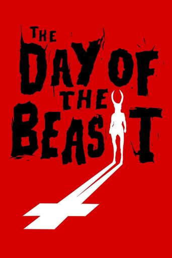 The Day of the Beast Poster
