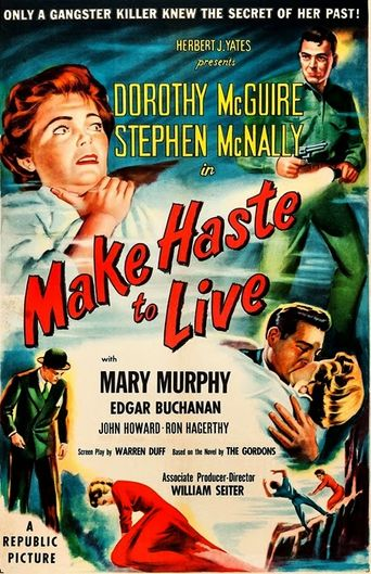 Make Haste to Live Poster