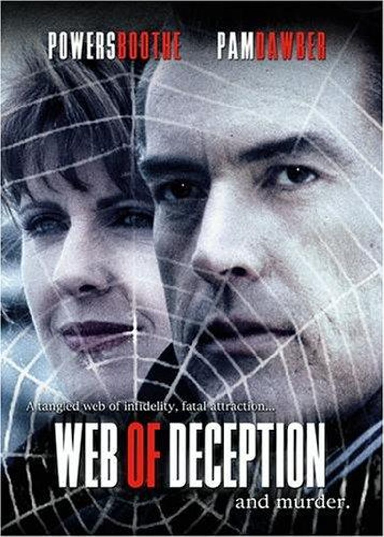 Web of Deception Poster
