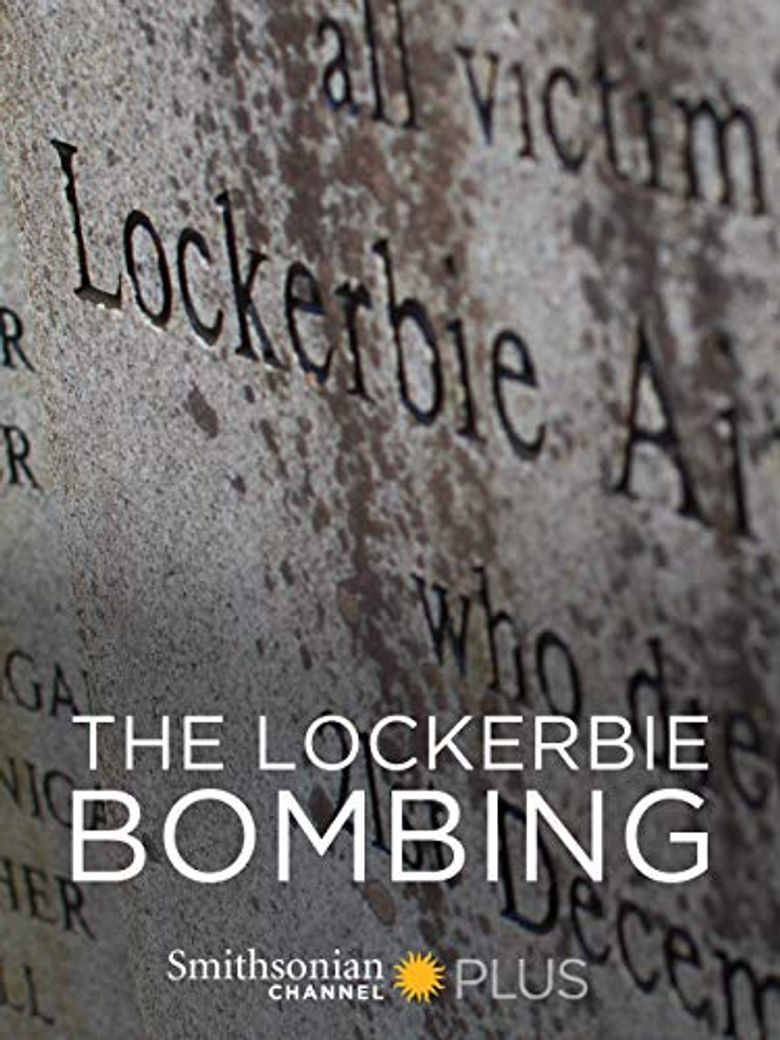 The Lockerbie Bombing Poster
