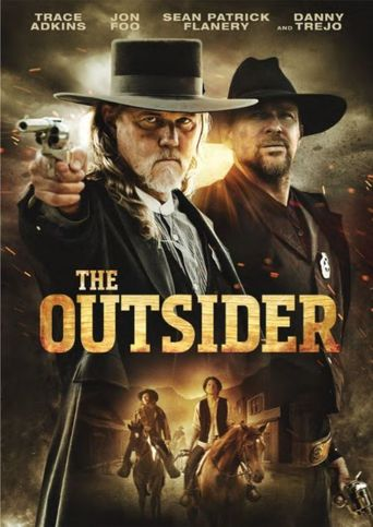 The Outsider Poster