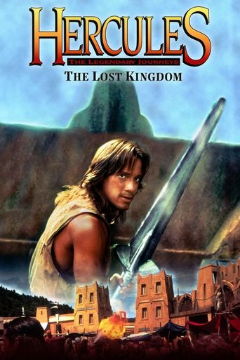 Hercules and the Lost Kingdom Poster