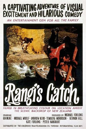Rangi's Catch Poster