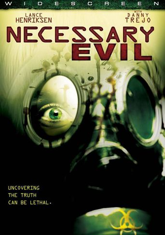 Necessary Evil Poster