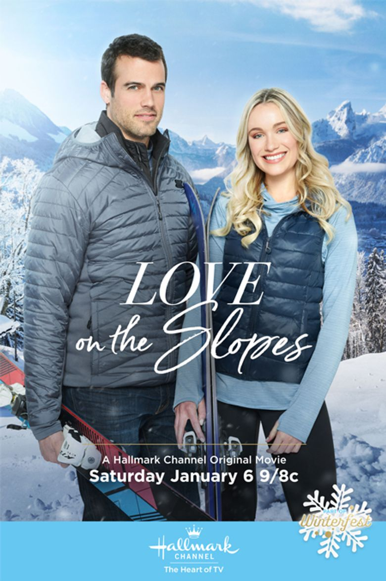 Love on the Slopes Poster