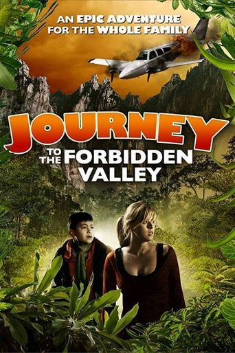 Journey to the Forbidden Valley Poster