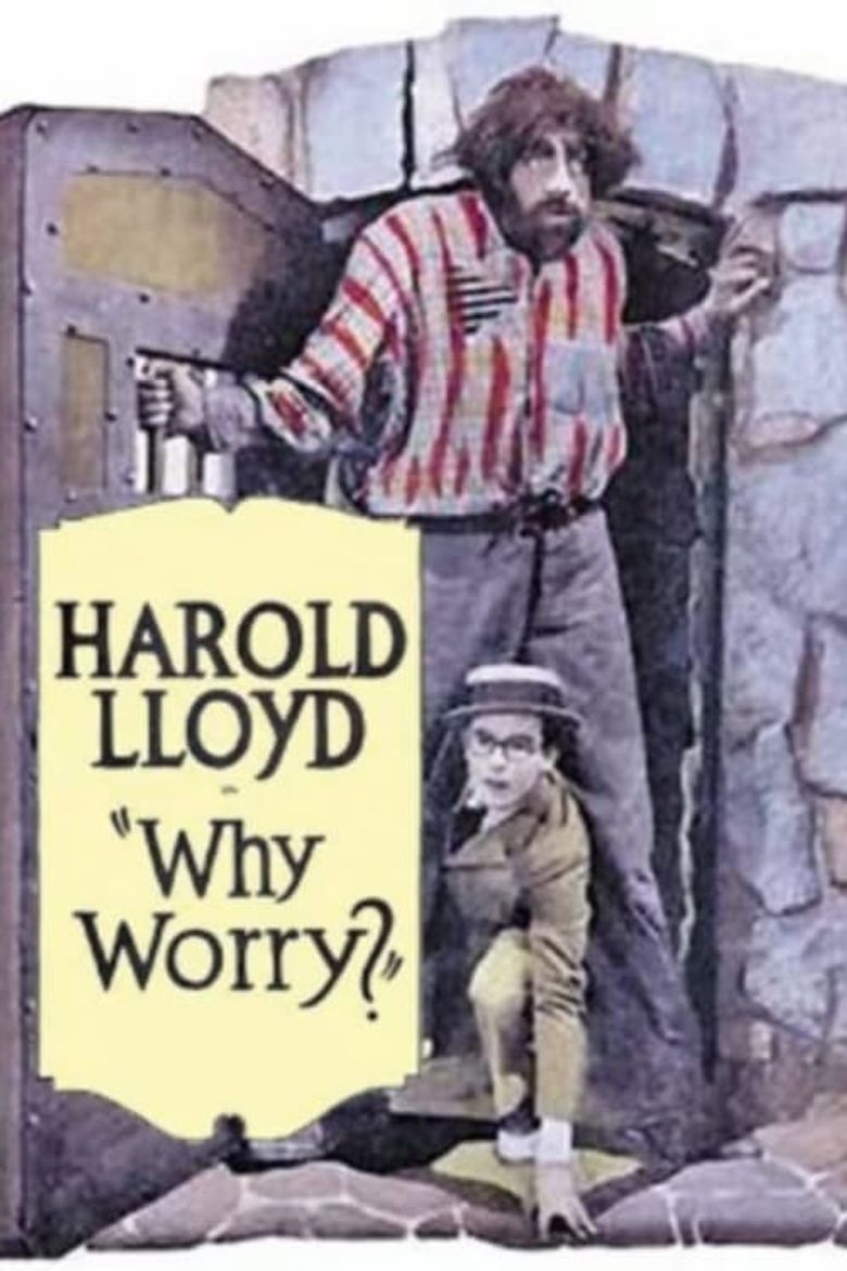 Why Worry? Poster