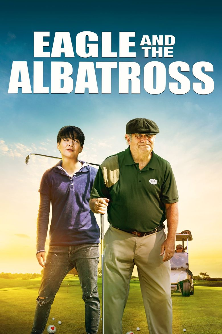 Eagle and the Albatross Poster