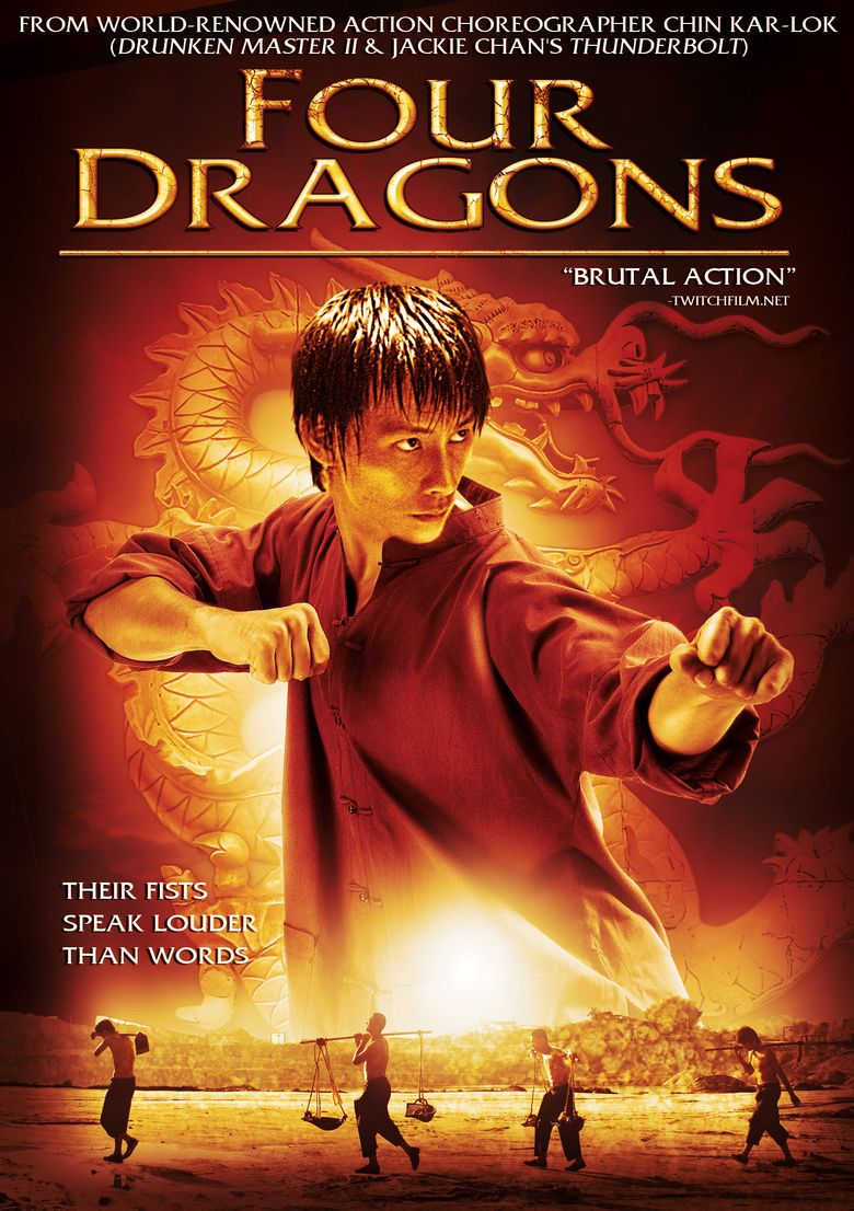 Watch Four Dragons