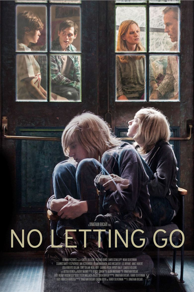 No Letting Go Poster