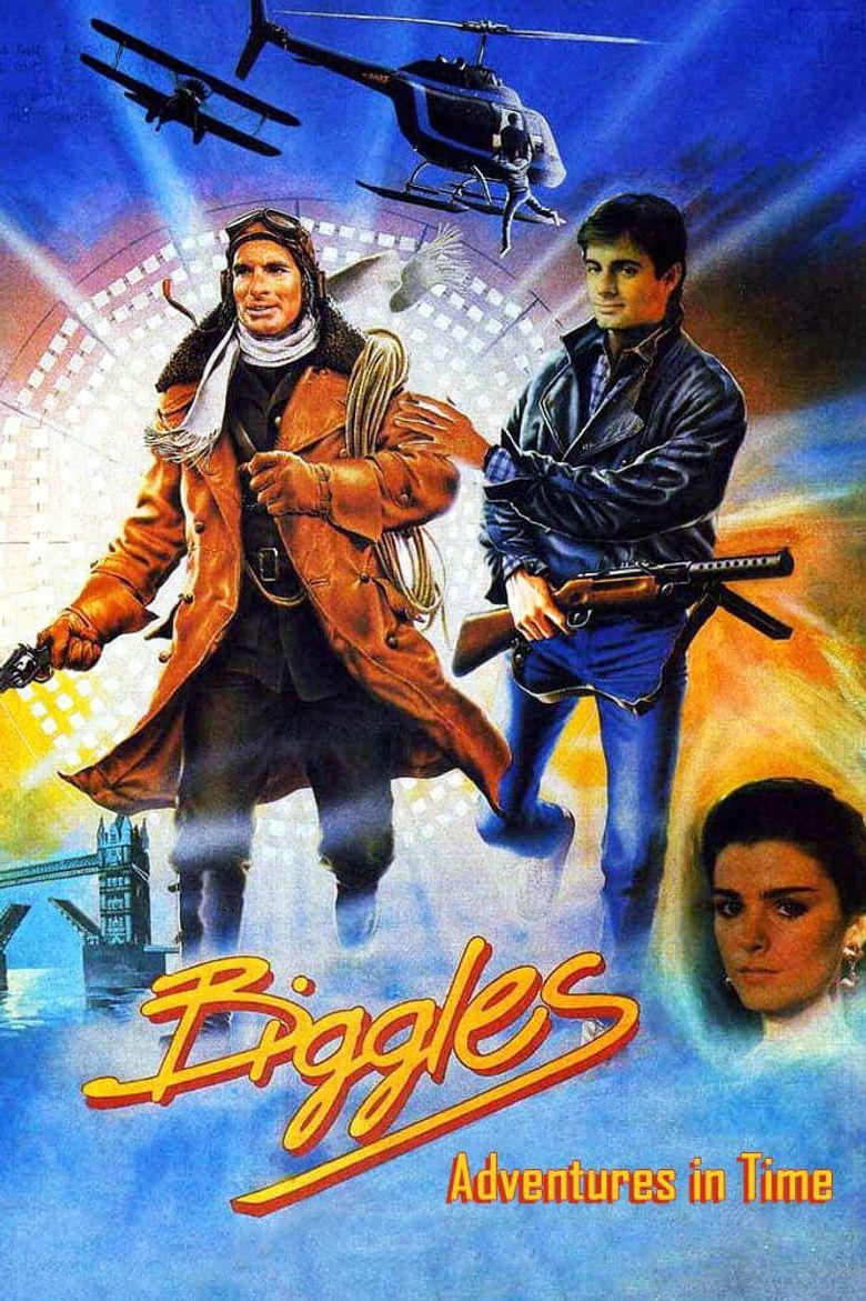 Biggles Poster