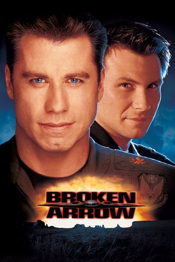 Broken Arrow Poster
