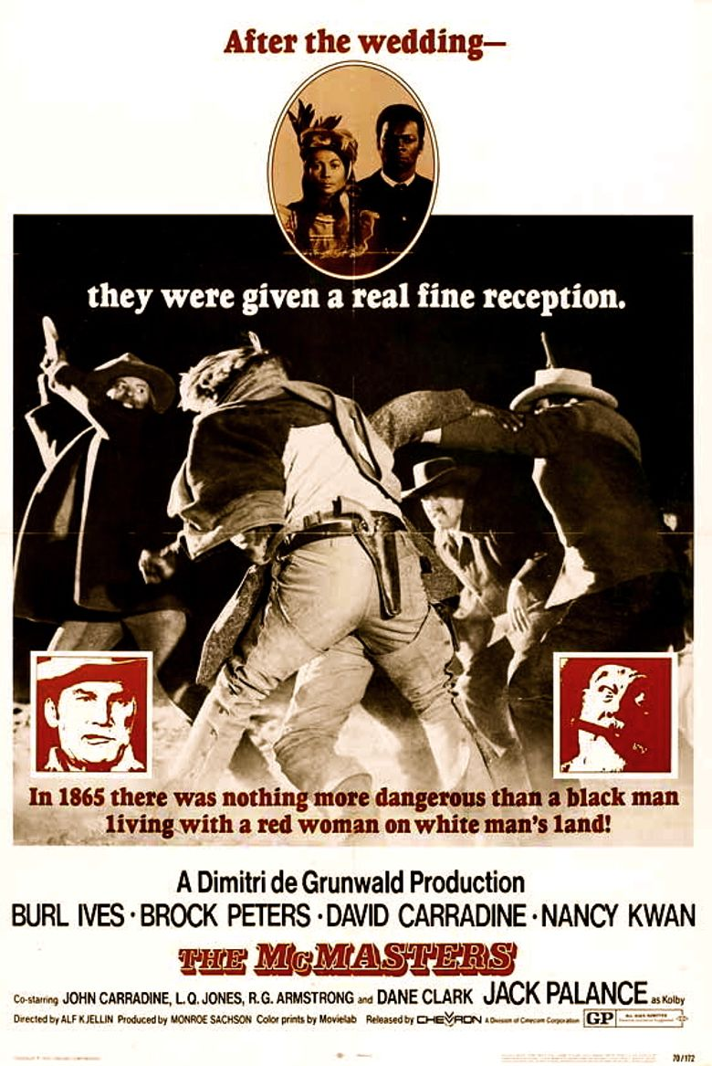 The McMasters Poster
