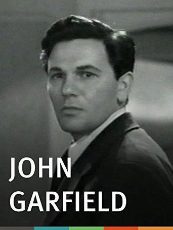 John Garfield Poster