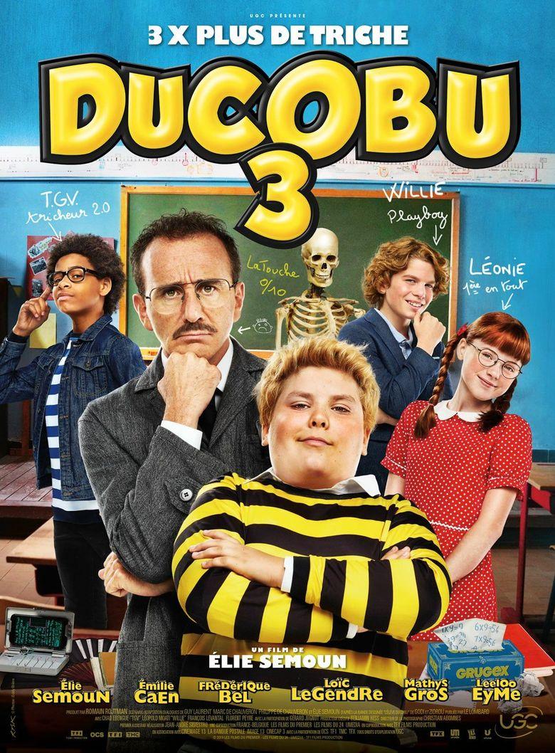 Ducobu 3 Poster