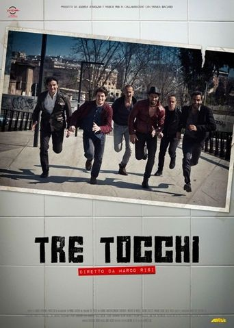 Three Touches Poster