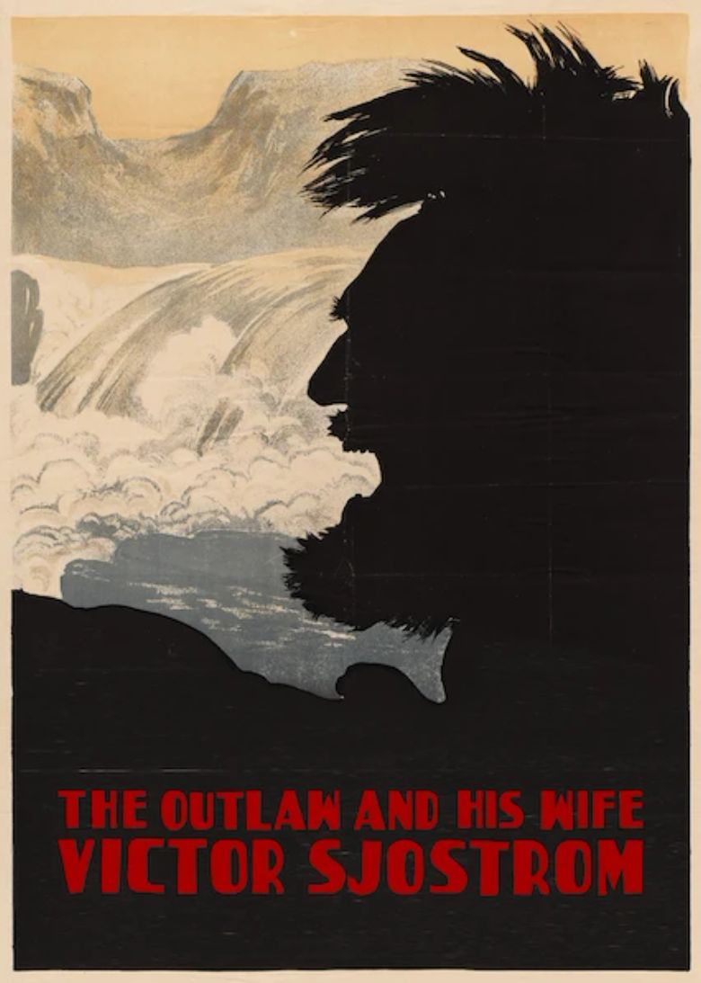 The Outlaw and His Wife Poster