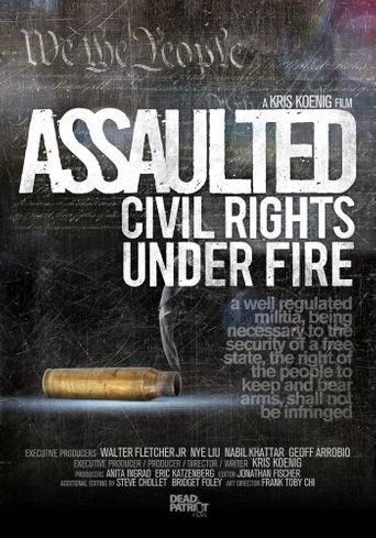Assaulted: Civil Rights Under Fire Poster