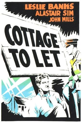 Cottage to Let Poster