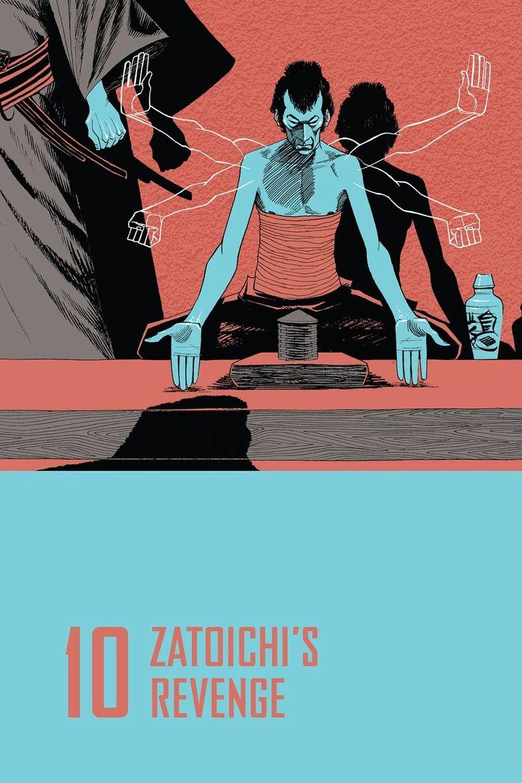 Zatoichi's Revenge Poster