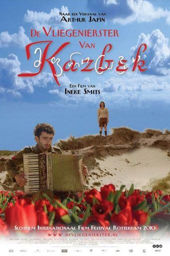 The Aviatrix of Kazbek Poster