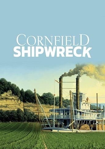 Cornfield Shipwreck Poster