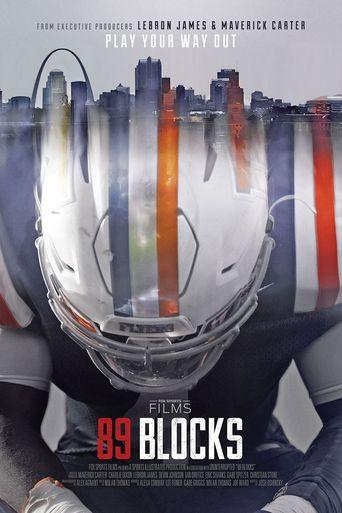 89 Blocks Poster
