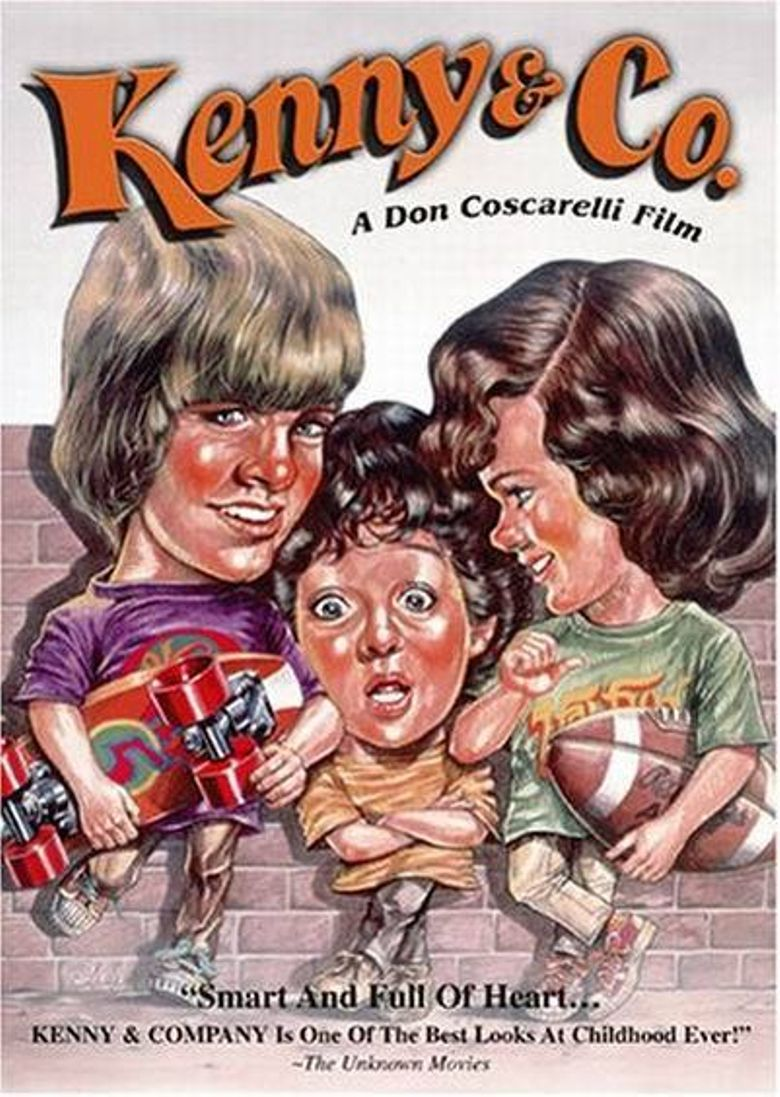 Kenny & Company Poster