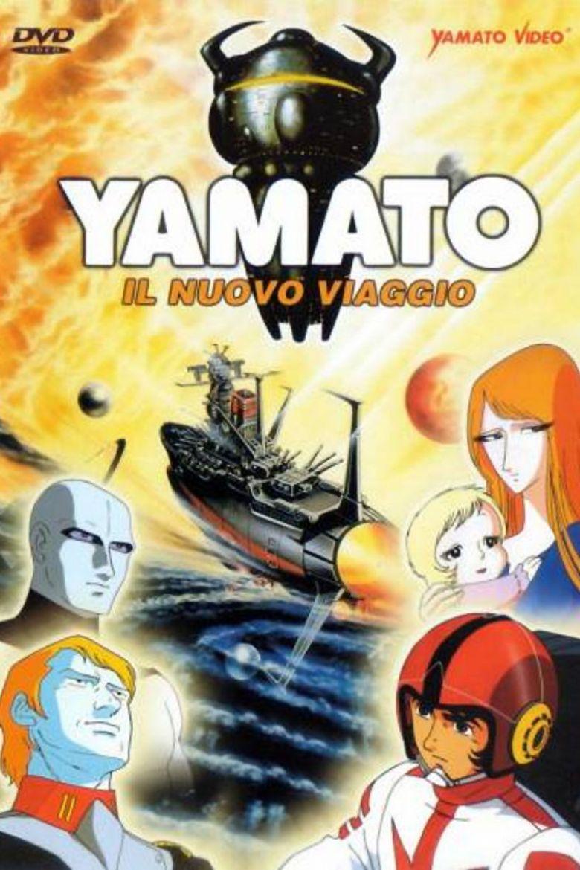 Space Battleship Yamato: The New Voyage Poster