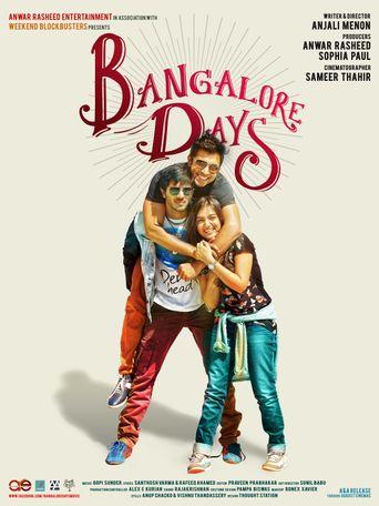 Bangalore Days Poster