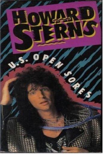 Howard Stern's U.S. Open Sores Poster