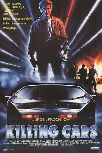 Killing Cars Poster