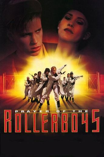 Prayer of the Rollerboys Poster