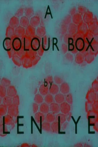 A Colour Box Poster