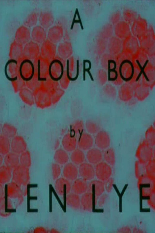 A Colour Box Poster