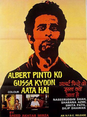 Albert Pinto Ko Gussa Kyoon Aata Hai Poster