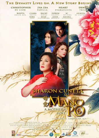 Mano po 6: A Mother's Love Poster