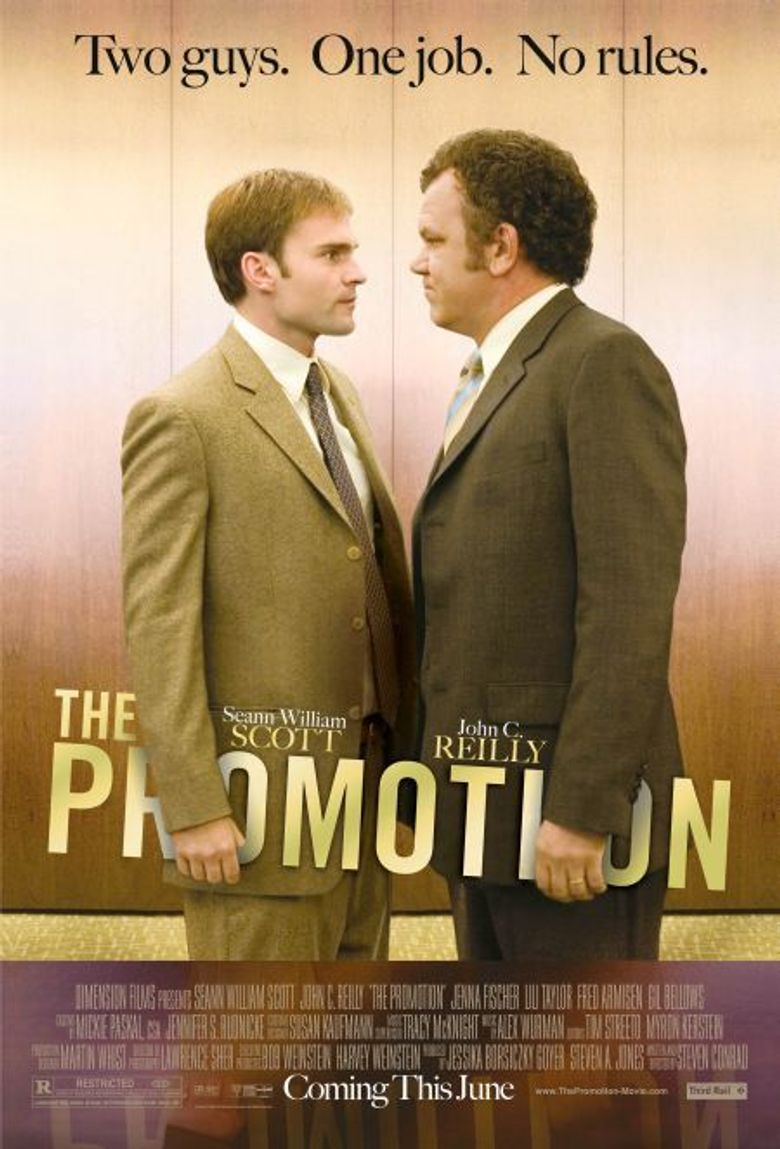 The Promotion Poster