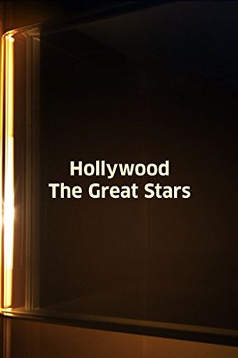 Hollywood: The Great Stars Poster