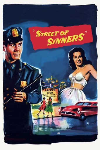 Street of Sinners Poster