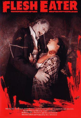FleshEater: Revenge of the Living Dead Poster