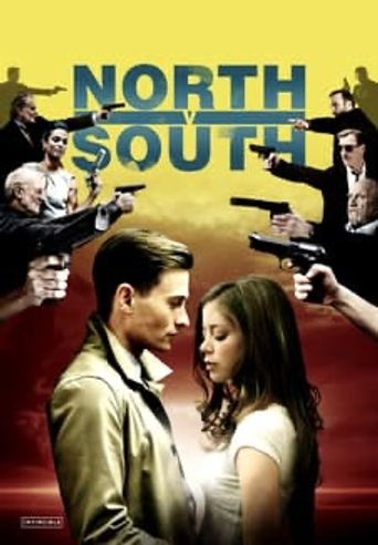 North v South Poster