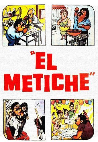El metiche Poster