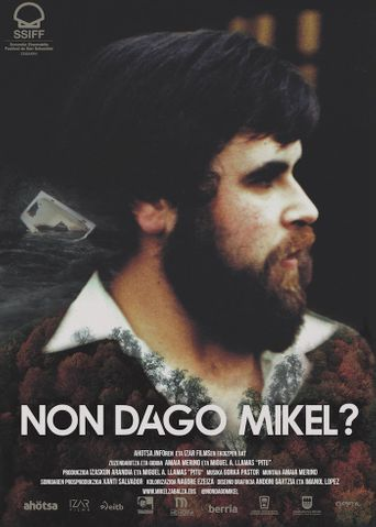 Where Is Mikel? Poster