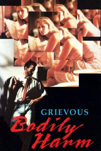 Grievous Bodily Harm Poster