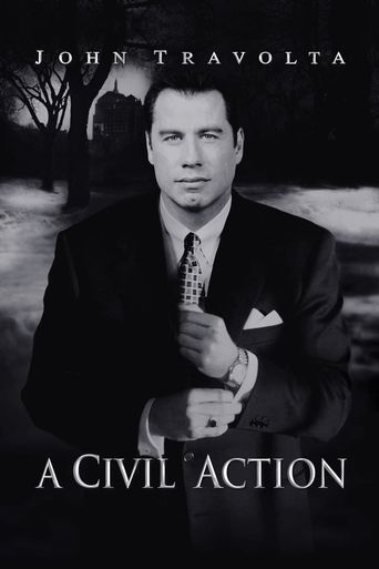 A Civil Action Poster